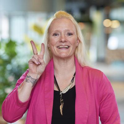 Linda van den Berg alternatief